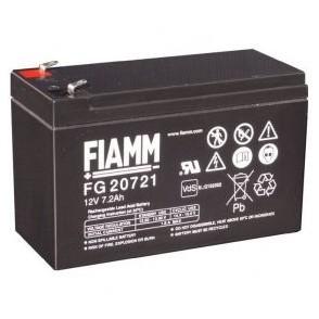 Accumulatore 12V 7.2Ah FIAMM