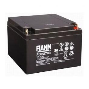 Accumulatore 12V 27.0Ah FIAMM
