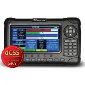 Misurometro DVB-S2/T2/Fibra...