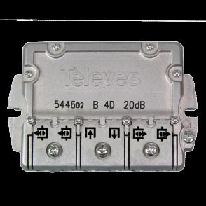 Derivatore EasyF 4D 20 dB