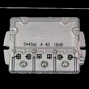 Derivatore EasyF 4D 16 dB