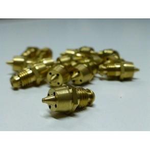 Ugello per pistola F3 foro 0,8 mm