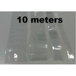PVC per lipo termoretraibile rigido trasparente 75mm 10mt