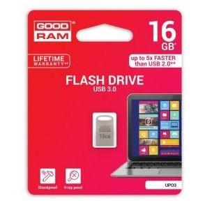 Pendrive metal GOODRAM POINT UPO3 16GB USB 3.0 - blister