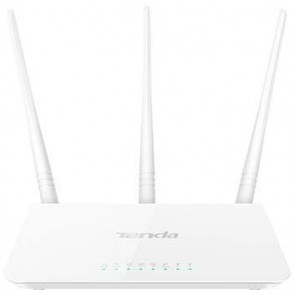 Tenda F3 300Mbps Wireless Router Access Point 2.4Ghz
