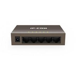 IP-COM F1005 5-Port Fast Ethernet Desktop Switch