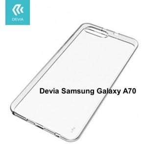 Cover protezione in TPU Trasparente per Samsung A70