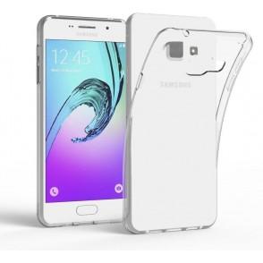 Cover TPU Slim 0.5mm Morbida Per Galaxy J1 2016 Trasparente