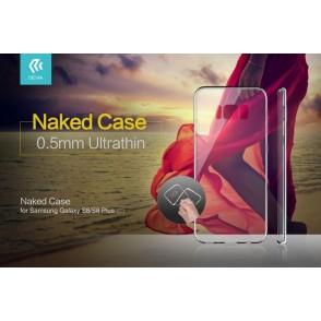 Cover in TPU Morbido Per Samsung S8 Trasparente