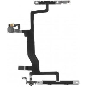 Cavo Flat Power On/Off e Volume Con Metallo per iPhone 6S