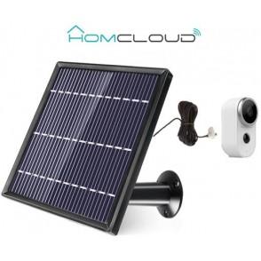 Pannello solare con Micro USB per Telecamera Free4/Snap11