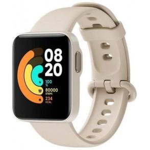 Xiaomi MI Smart Watch Lite Ivory -Orologio Rilevam. attività