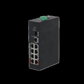 8-Port PoE Switch (Unmanaged)