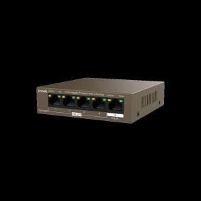 Switch PoE 5 porte Gigabit PD 10/100/1000Mbps - TEG1105PD